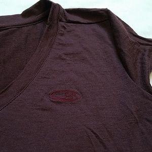 Icebreaker Tops - Icebreaker V-neck shirt